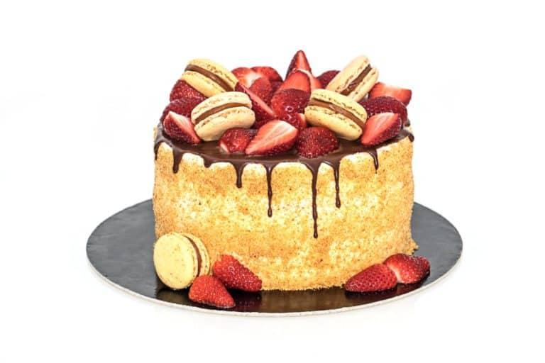Läckraste frukttårtan