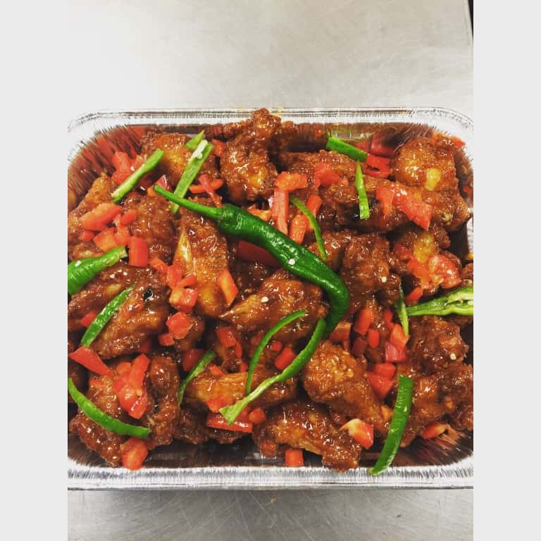 Sweet Chili Kyckling